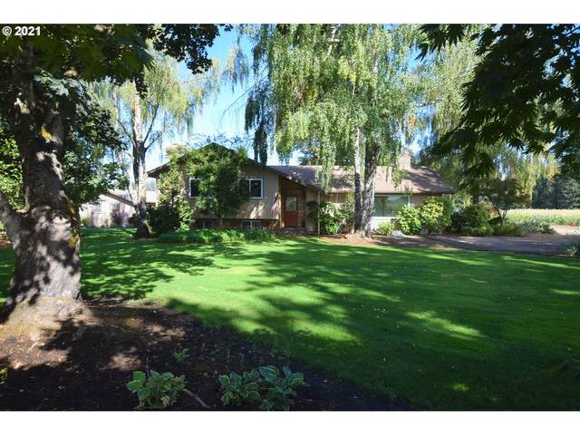 10107 S Kraxberger Rd, Canby, OR 97013 (MLS #21624398) :: McKillion Real Estate Group