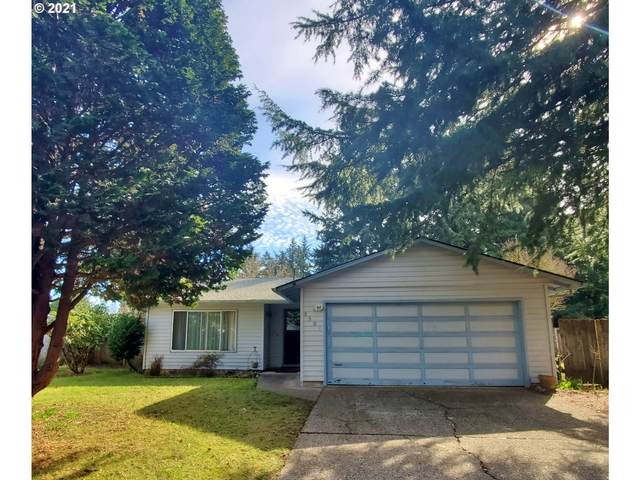 3501 NE 143RD Ave, Vancouver, WA 98682 (MLS #21624414) :: McKillion Real Estate Group