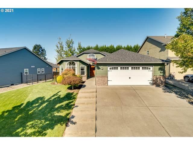 1508 N 8TH Way, Ridgefield, WA 98642 (MLS #21624849) :: Oregon Farm & Home Brokers