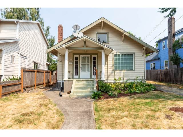 5537 SE Pine St, Portland, OR 97215 (MLS #21624863) :: Duncan Real Estate Group