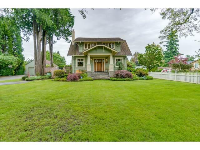 3852 NE 17TH St, Gresham, OR 97030 (MLS #21625095) :: Fox Real Estate Group