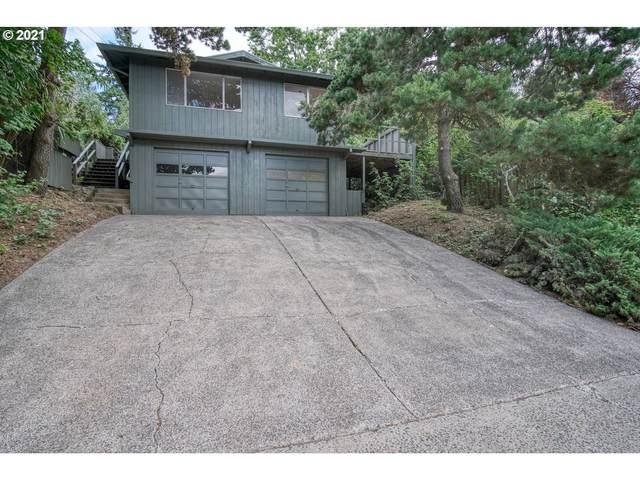 1843 SW Troy St, Portland, OR 97219 (MLS #21625296) :: Beach Loop Realty