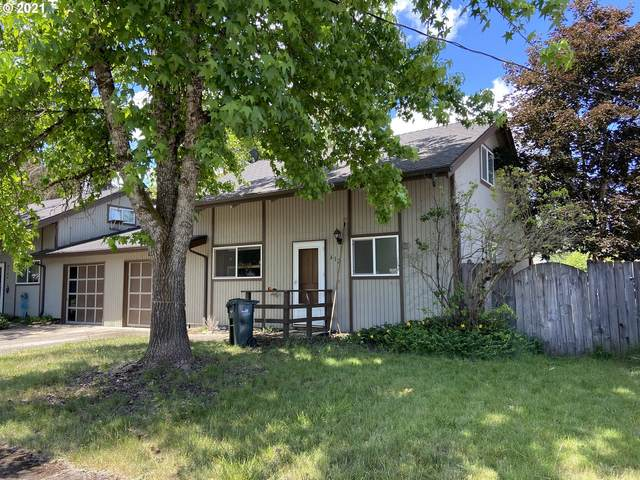608 53RD St, Springfield, OR 97478 (MLS #21625514) :: The Haas Real Estate Team