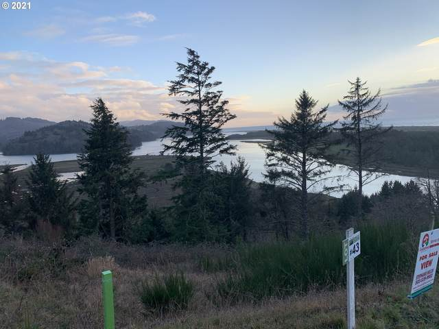 Kingfisher Loop #43, Pacific City, OR 97135 (MLS #21625636) :: The Pacific Group