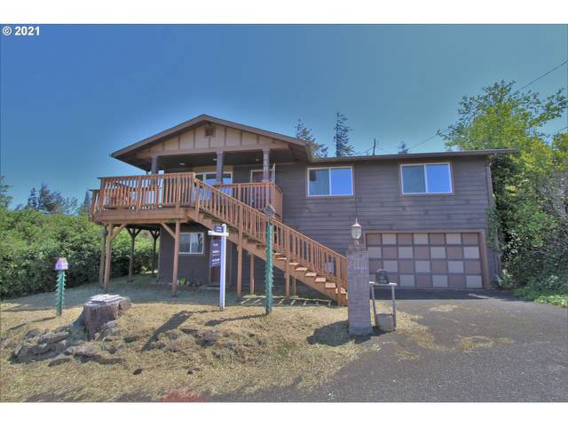 310 Harbor View Dr, Coos Bay, OR 97420 (MLS #21626714) :: Beach Loop Realty