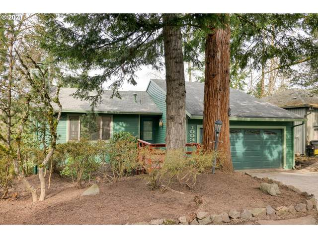 10035 SW Quail Post Rd, Portland, OR 97219 (MLS #21627105) :: Townsend Jarvis Group Real Estate