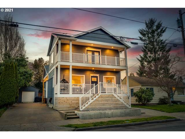 3825 SE 14TH Ave, Portland, OR 97202 (MLS #21627292) :: Holdhusen Real Estate Group