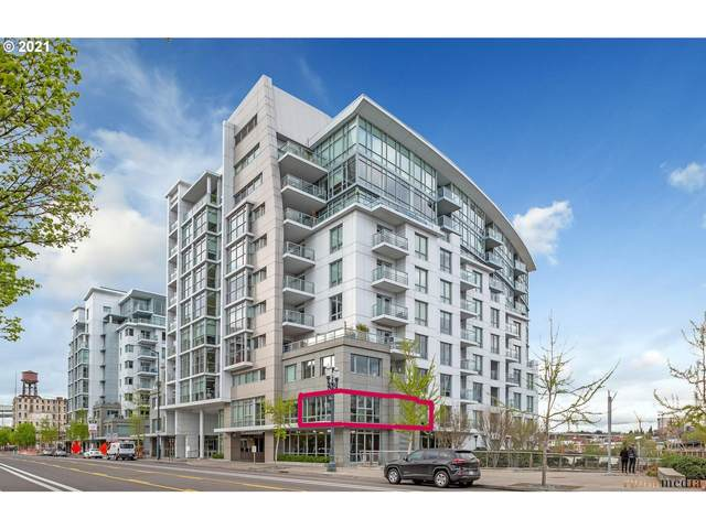 1260 NW Naito Pkwy #210, Portland, OR 97209 (MLS #21627830) :: RE/MAX Integrity