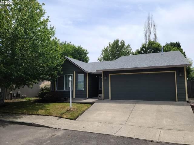 19468 SW Euclid Ln, Beaverton, OR 97003 (MLS #21627932) :: Tim Shannon Realty, Inc.