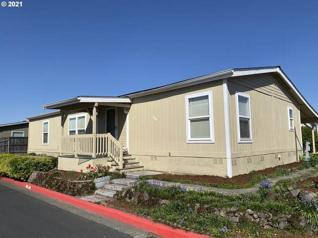 1000 S Mckern Ct #46, Newberg, OR 97132 (MLS #21627997) :: McKillion Real Estate Group
