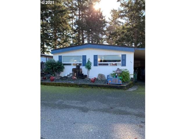 16131 W Hoffeldt Ln #34, Brookings, OR 97415 (MLS #21628000) :: Beach Loop Realty