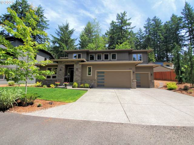 9703 SW West Haven Dr, Portland, OR 97225 (MLS #21628357) :: Townsend Jarvis Group Real Estate