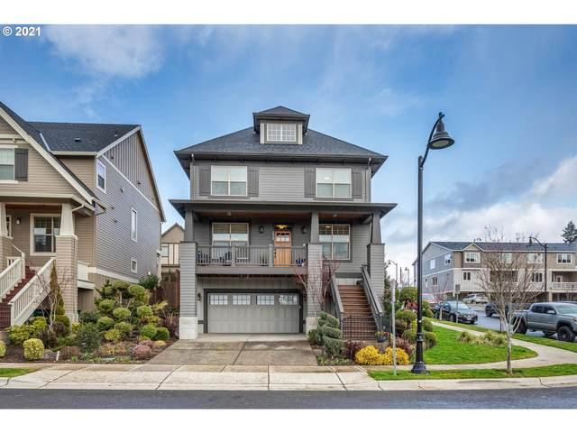 15815 NW Linder St, Portland, OR 97229 (MLS #21628496) :: Next Home Realty Connection