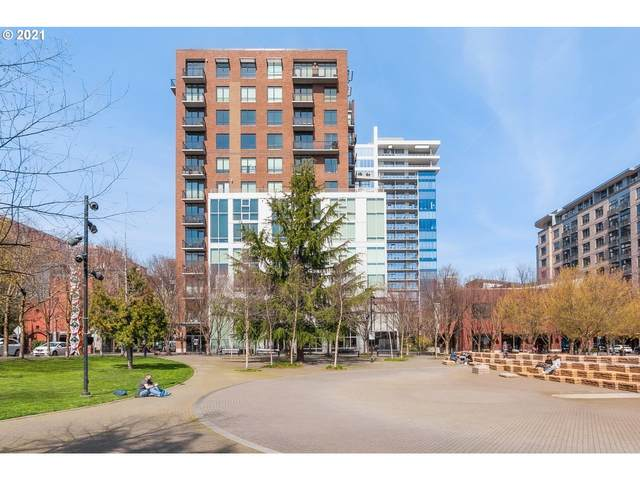 922 NW 11TH Ave #807, Portland, OR 97209 (MLS #21628614) :: Beach Loop Realty