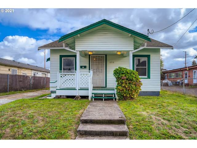 8918 N Kimball Ave, Portland, OR 97203 (MLS #21628721) :: The Haas Real Estate Team