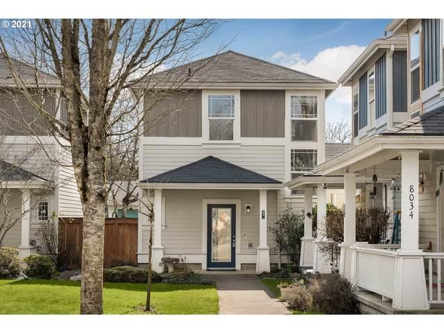 8034 SE Cooper St C, Portland, OR 97206 (MLS #21628852) :: Fox Real Estate Group