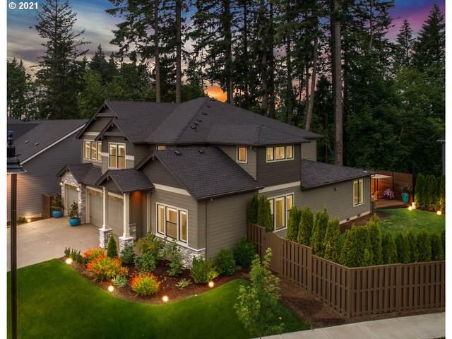 15497 SE Sacagawea St, Happy Valley, OR 97086 (MLS #21629304) :: Keller Williams Portland Central