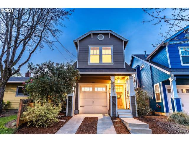 8607 N Druid Ave, Portland, OR 97203 (MLS #21629408) :: Brantley Christianson Real Estate