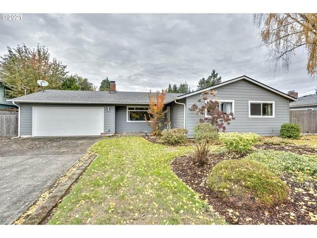 7595 SE Thompson Rd, Milwaukie, OR 97222 (MLS #21629452) :: Fox Real Estate Group