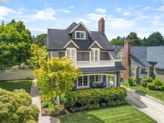 3552 NE Couch St, Portland, OR 97232 (MLS #21629666) :: McKillion Real Estate Group