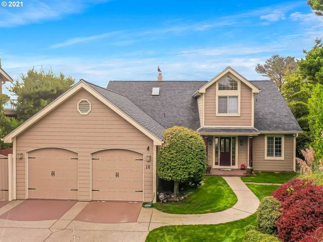 16 Sea Watch Ct, Florence, OR 97439 (MLS #21629741) :: Townsend Jarvis Group Real Estate