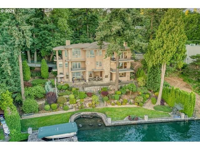 3012 Lakeview Blvd, Lake Oswego, OR 97035 (MLS #21629880) :: McKillion Real Estate Group