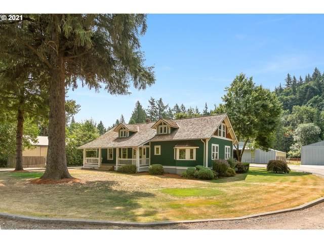 15534 SE Martins St, Portland, OR 97236 (MLS #21630071) :: Premiere Property Group LLC