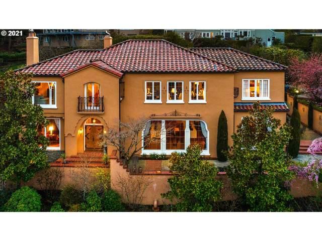 2880 NW Ariel Ter, Portland, OR 97210 (MLS #21630214) :: Duncan Real Estate Group
