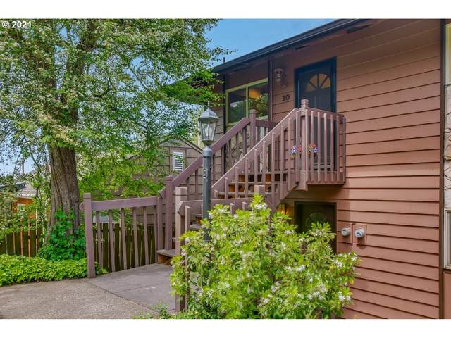 5005 SW Mitchell St #10, Portland, OR 97221 (MLS #21630524) :: Duncan Real Estate Group