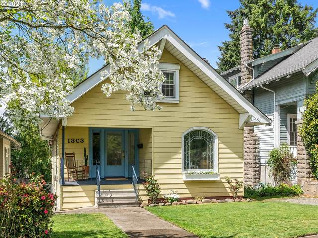1303 SE 53RD Ave, Portland, OR 97215 (MLS #21630535) :: The Pacific Group
