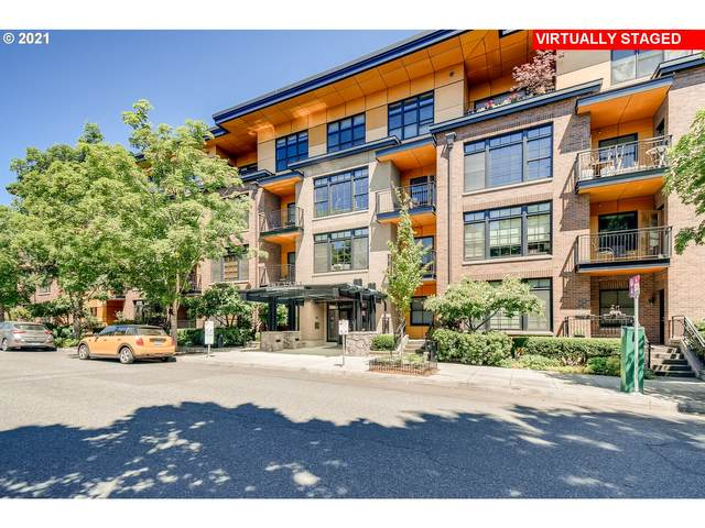 2335 NW Raleigh St #133, Portland, OR 97210 (MLS #21630572) :: Coho Realty