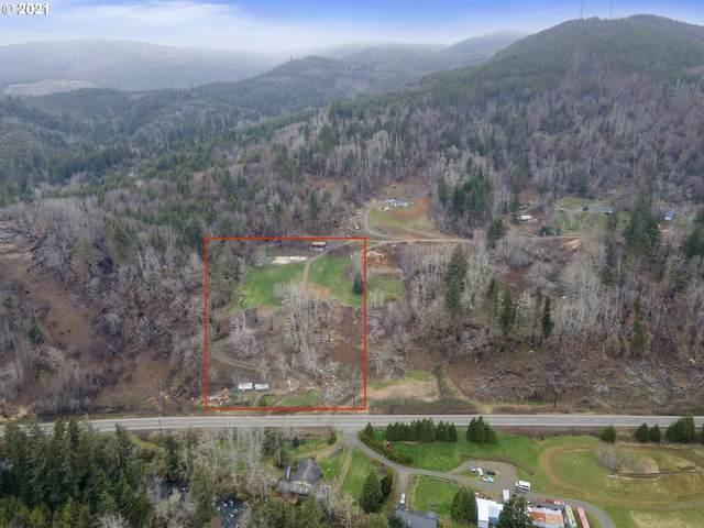 225 N Meadow Pl, Otis, OR 97368 (MLS #21630732) :: Townsend Jarvis Group Real Estate