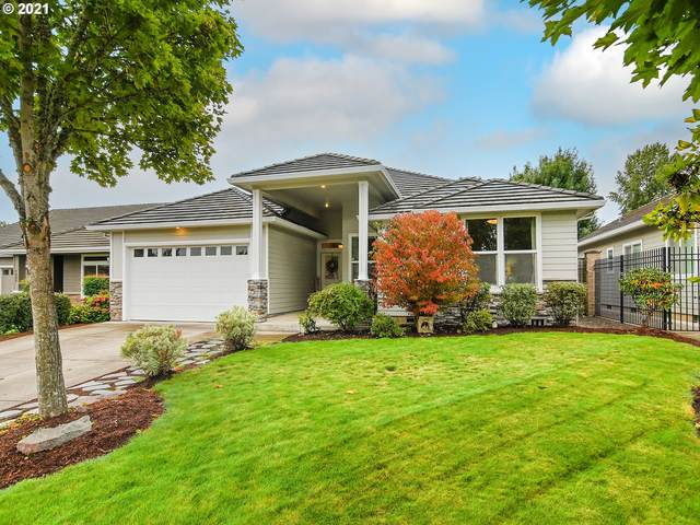 1231 Spyglass Ct, Creswell, OR 97426 (MLS #21631452) :: Song Real Estate