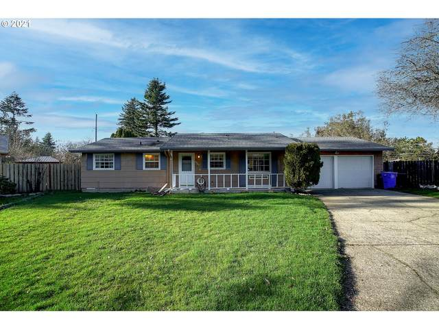 2525 SE 191ST Pl, Gresham, OR 97030 (MLS #21631477) :: Song Real Estate