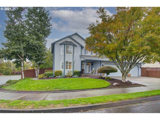 2009 NW Douglas St, Camas, WA 98607 (MLS #21631517) :: Townsend Jarvis Group Real Estate