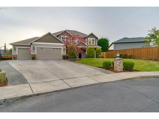 2407 NW 121ST Cir, Vancouver, WA 98685 (MLS #21631545) :: McKillion Real Estate Group