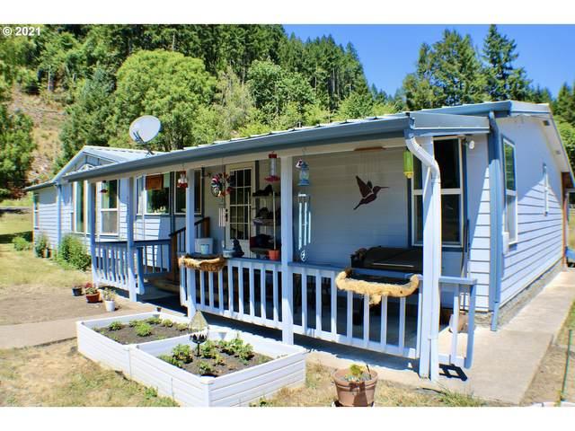 705 Curtin Rd, Cottage Grove, OR 97424 (MLS #21631550) :: Stellar Realty Northwest