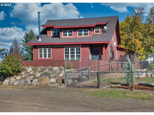 900 Engleside Ave, Joseph, OR 97846 (MLS #21631557) :: Song Real Estate