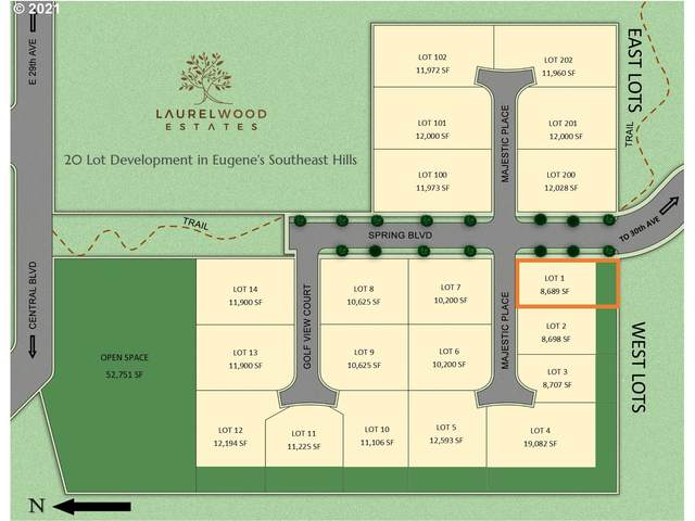 Laurelwood Estates, Eugene, OR 97405 (MLS #21631853) :: Beach Loop Realty