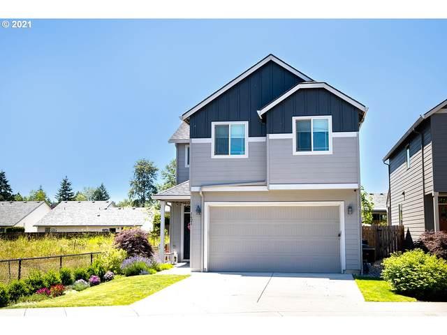 1621 N 20TH St, Washougal, WA 98671 (MLS #21631963) :: Cano Real Estate
