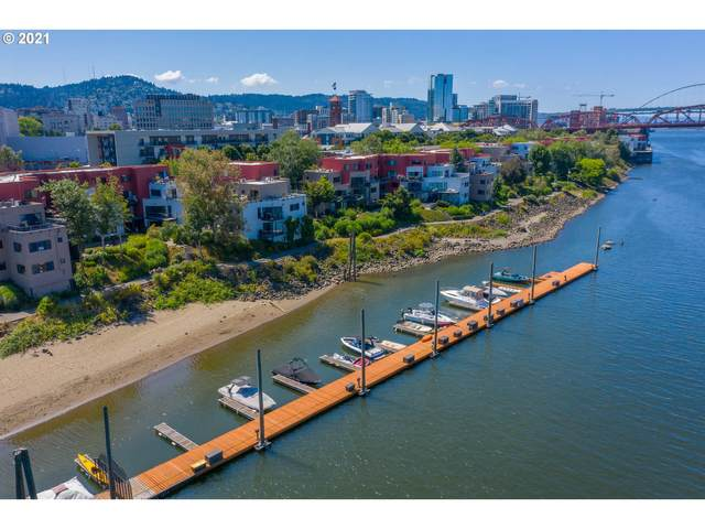 720 NW Naito Pkwy D1, Portland, OR 97209 (MLS #21632010) :: Real Tour Property Group