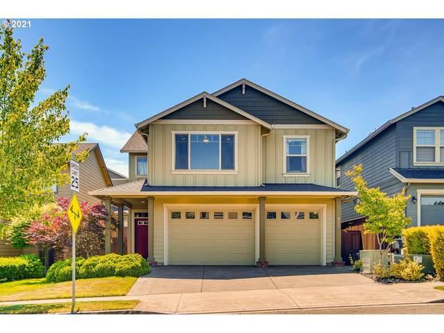 4005 N Pioneer Canyon Dr, Ridgefield, WA 98642 (MLS #21632032) :: McKillion Real Estate Group