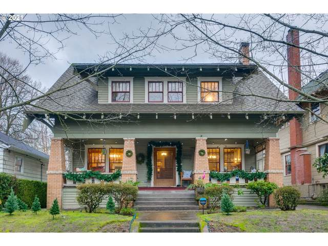 3828 NE Flanders St, Portland, OR 97232 (MLS #21632074) :: Next Home Realty Connection