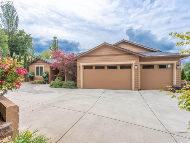 510 NE 39TH Ave, Camas, WA 98607 (MLS #21632385) :: The Haas Real Estate Team