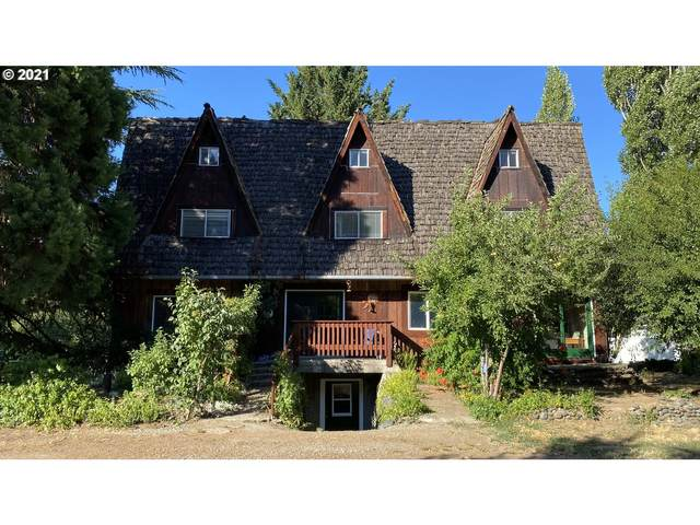 430 SE Riverside Dr, Myrtle Creek, OR 97457 (MLS #21632639) :: Fox Real Estate Group
