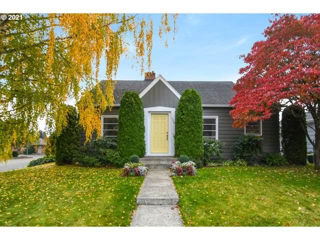 119 E 36TH St, Vancouver, WA 98663 (MLS #21632889) :: Brantley Christianson Real Estate