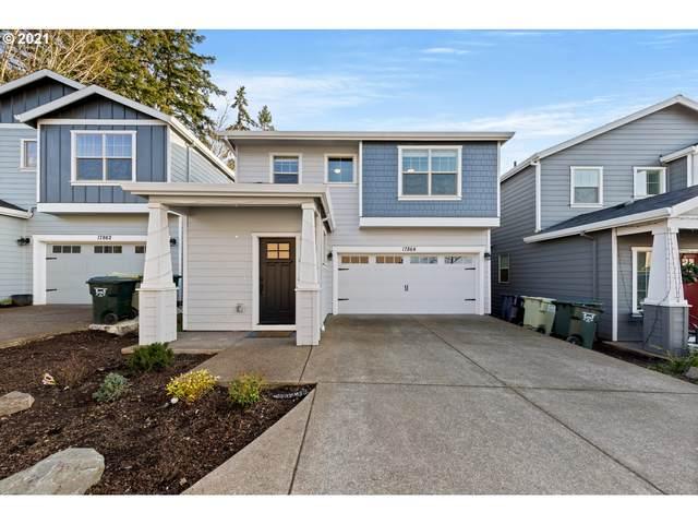 17864 SW Meadowbrook Way, Beaverton, OR 97078 (MLS #21632948) :: Fox Real Estate Group