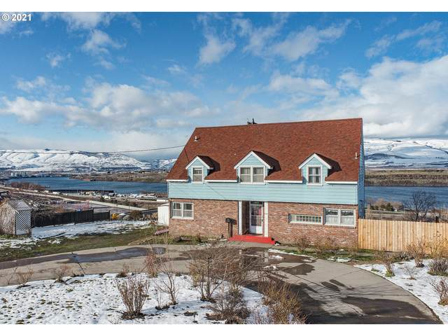 1625 E 9TH, The Dalles, OR 97058 (MLS #21632961) :: Beach Loop Realty