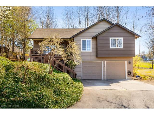 3840 NE Franklin St, Camas, WA 98607 (MLS #21633211) :: Fox Real Estate Group