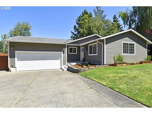 2026 SE Kelly Ave, Gresham, OR 97080 (MLS #21633217) :: Keller Williams Portland Central